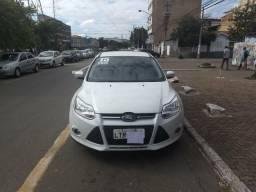 Ford Focus 2015 1.6 SE automático 140 CV branco preço R$ 49.900,00 - 2015