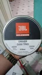 Corneta xtrio 250 com boca jbl original