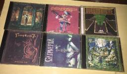 CDs de Heavy Metal