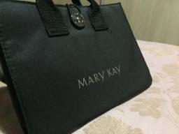 Bolsinha + pincéis (5) MARY KAY