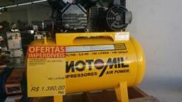 Compressor Moto Mil