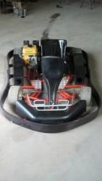 Kart Indoor e Sistema de Cronometragem