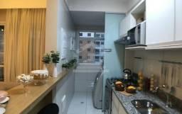 Apartamento 3 Quartos - Estilo Resort Pronto Pra Morar- No Moradas do Sol