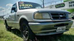 Ford Ranger xl com gnv - aceito troca por maior ou menor valor - 1996