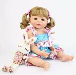 Boneca renascer bebê rebon