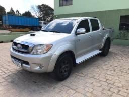Hilux Cd SRV D4-D 4x4 2006 3.0 TDI Diesel Aut. Aceito Troca - 2006
