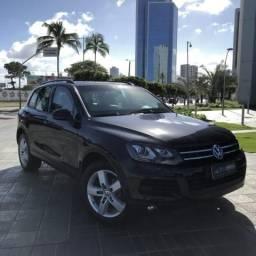 VW TOUAREG 3.6 FSI V6 24V 2012 BLINDADA INBRA - 2012