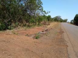 4 alqueires em São Miguel do passa quatro 90km de Goiânia, na beira do asfalto
