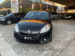 Renault Sandero Privilege 1.6 Automático Ano 2012 - 2012