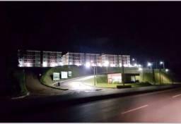 Apartamento 02 quartos, semi-mobiliado Residencial Bela Vista - Estrada Manoel Urbano