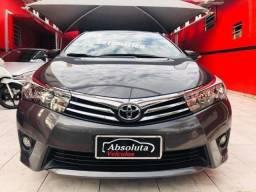 Toyota Corolla 2015 xei automático + ar digital , carro impecável !! - 2015