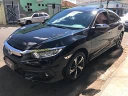 Honda Civic Touring 1.5 Turbo Única Dona!!!!!! - 2017