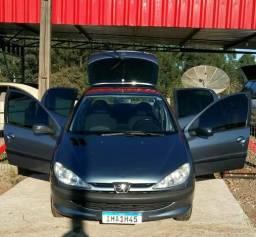 Vendo Peugeot 206 1.4 completo - 2004