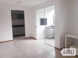 Apartamento com 2 dormitórios para alugar, 70 m² por r$ 1.200,00/mês - garcia - blumenau/s