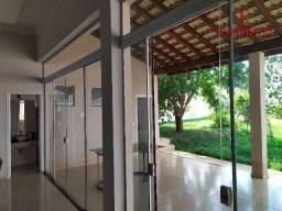 Chácara com 3 dormitórios à venda, 1015 m² por r$ 660.000,00 - condomínio recanto rio pard