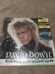 Lp - Single - David Bowie - Underground ( usado ) comprar usado  São Paulo