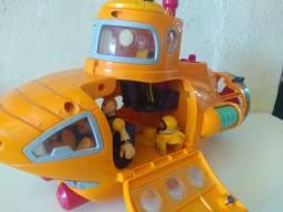 Submarino da linha Imaginex