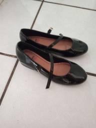 Sapato estilo boneca