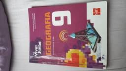 Livro didático de geografia 9° ano
