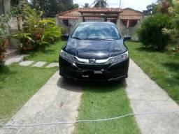 Honda City LX Aut. 2015/2015! Carro de Senhora! Novíssimo! Aceita Consórcio! - 2015