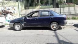 Fiat marea sx 99 pra peças ou rodar pra desapegar - 1999