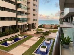 Apartamento Beira Mar-Condomínio Gran Marine, em Guaxuma-Maceió-AL