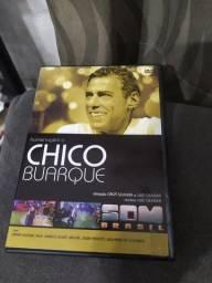 DVD Som Brasil Homenagem à Chico Buarque