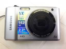 Máquina câmera bateria ruim