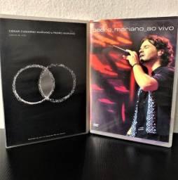 Kit com 2 DVDs originais Pedro Mariano