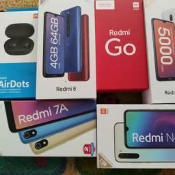 Loucura. PROMOÇÃO Xiaomi Redmi. Novo lacrado com garantia e entrega