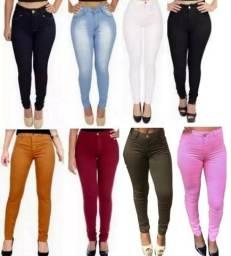Calça jeans *feminina