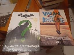 Livros usados por um preço super acessível.