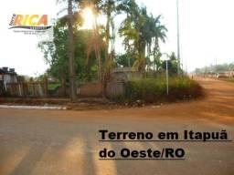 Terreno à venda em Itapuã do Oeste