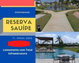 Reserva Sauípe , lotes a partir de 450 m², vendas abertas Etapa 2, pagamento facilitado