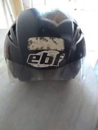 Capacete thunder ebf  número 58