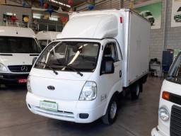 Bongo K2500 2011 Baú 4 Pneus Novos em Excelente Estado!
