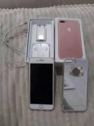 Iphone 7 plus sem detalhes zero
