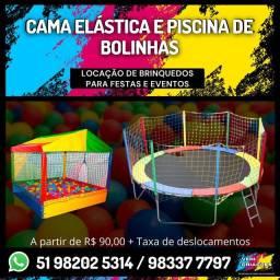 Aluguel de brinquedos para festas e eventos - Canoas e região