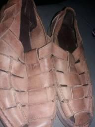 Sandália de COURO masculina MARCA RICHARDS