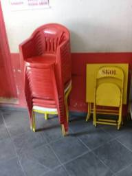 Vendo mesa de ferro SkoL