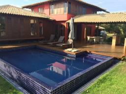 Linda Casa Sauípe 1231m² Duplex 4 suítes piscina Decorada Estrada do Coco / Linha Verde