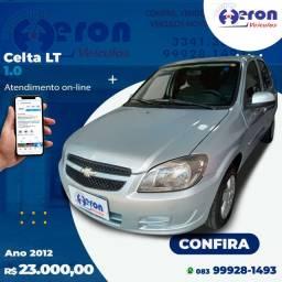 Celta LT 1.0 2012 Completo