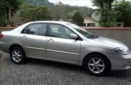 Corolla xei prata 2004