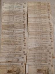 Cédulas antigas