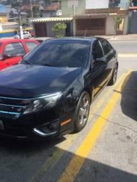 Ford Fusion 2012 automático completo aceita troca