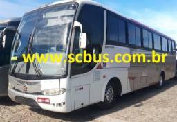 Ônibus Marcopolo 1050 motor dianteiro - Silvio Coelho