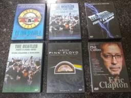 DVD's e CD's