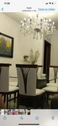Jogo de mesa 6 cadeiras