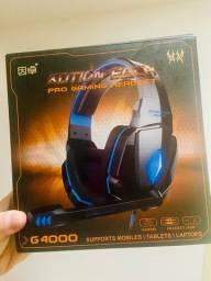 Fone de ouvido Gamer Kotion each g4000