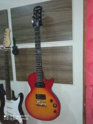 Guitarra epiphone les paul special ii com Had bag